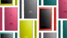 Новият NW-A35 Walkman съчетава модерния стил и Hi-Res Audio
