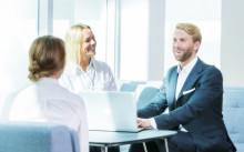 Över hälften av småföretagarna i 11 av 21 län tror på ökande försäljning