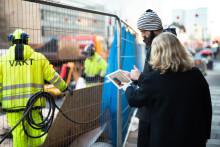 Byggbranschen förr och nu - möjligheter med digitaliseringen