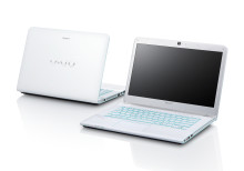 Get a fresh new look for spring with the  VAIO E Series 14 from Sony
