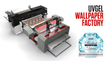 CANON VINDER TO PRESTIGEFYLDTE 'PRODUCT OF THE YEAR'-PRISER FRA PRINTING UNITED ALLIANCE