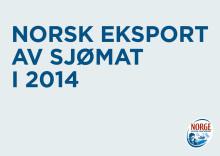 Hvordan gikk det med norsk sjømateksport i 2014?