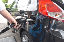 Supermarkets should lead the way by selling diesel for under £1 a litre