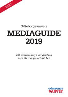Mediaguide, Göteborgsvarvet 2019