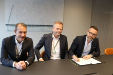 Schenker AS and Green Cargo sign a new agreement for rail freight transportation between Oslo and Narvik