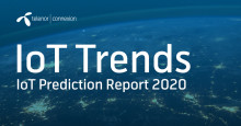 Telenor Connexion releases: IoT Predictions Report 2020 - IoT will play a key role in fighting climate change