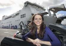NI folk want to get onboard with Kate