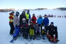 Aktivitetshjelpemiddelopphold vinter for barn og unge
