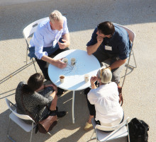 «Unsere Arbeit immer wieder infrage stellen». Zusammenarbeit ist Thema des World Goetheanum Forum 2019