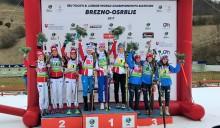 Ny stafettmedalje i junior-VM