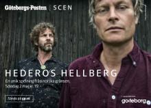 Göteborgs-Posten visar unik konsert från norska gränsen