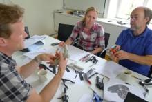 Silvent i stort utvecklingsprojekt i samarbete med Veryday – Designar nästa generations blåspistol utifrån användaren