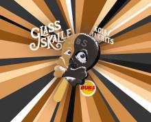 Glass-skalle - nu i en ny smak!