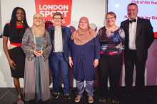 Eight crowned London Sport Awards winners at Twickenham Stadium