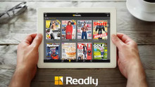Your favourite holiday reads all in one app. It's in your pocket! A new way of reading this season with Readly