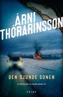 Isländska Árni Thórarinssons Einar-deckare Den sjunde sonen ute nu!