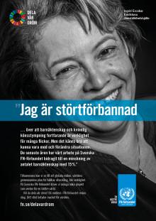 Ingrid från Eskilstuna vill dela sin dröm med fler