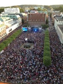 Sommartorsdagarna® ännu större 2012