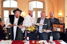 1.000 Jahre Leipzig Menü im Barthels Hof