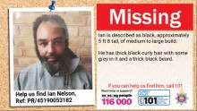 Can you help us find missing 50-year-old vulnerable man from Epsom?