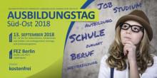 Technische Hochschule Wildau auf dem Ausbildungstag Süd-Ost am 13. September 2018 im FEZ-Berlin
