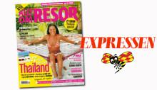 Expressen Magasin tar över Allt om Resor – ökar utgivningstakten
