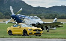 Ford Mustang je nejprodávanějším sportovním kupé na světě!
