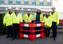 Ultrafast full fibre broadband unveiled to Edinburgh politicians