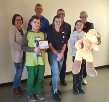 Tolles Engagement: Oberschule Grimma sammelt schon seit drei Jahren für Bärenherz
