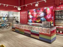 Norges største fargehandel lanserer nytt butikkonsept og åpnet ny butikk i Oslo!