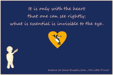 What is essential is invisible to the eye   Bowspirit Kids - the financing