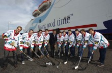 Stena Line Belfast Giants set sail on another great season