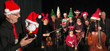 Barn på Palladium – Jul med Olle och Musica Vitae