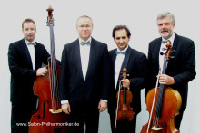 Neujahrskonzerte der Salon-Philharmonikern aus Leipzig