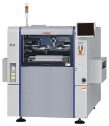 Yamaha Motor Launches New Premium Printer YSP10 - Enabling Full Automation of Production Changeover Work and Delivering World's Fastest Level Cycle Time -