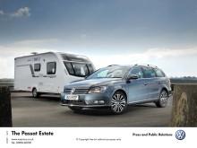 VW Passat Estate retains tow car crown