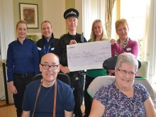 Grand boost for Eastbourne charity