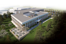 Ski Næringspark AS / Höegh Eiendom AS har inngått en avtale med Asker Entreprenør AS om bygging av nytt miljøvennlig bygg, som skal fungere som hovedkontor, produksjon og lager for Equipnor.