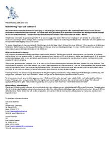 Malmöföretag väljer unik tvättmetod