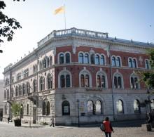 Henrietta Hansson axlar positionen som ny vd för Sparbanken Syd