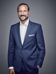 Kronprins Haakon kommer til Bygg Reis Deg 2017