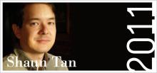 The recipient of the Astrid Lindgren Memorial Award 2011 is Shaun Tan