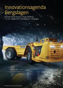 Innovationsagenda Bergslagen leder till en samverkansplattform för gruvindustrin*
