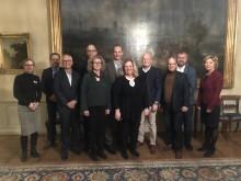 Storföretag bjöds in för att diskutera järnvägen mellan Oslo och Stockholm