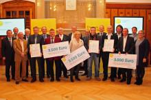 Bürgerenergiepreis Oberfranken 2015 verliehen