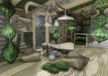 World first research hub to create Living Buildings