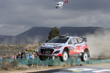 Hyundai Motorsport med tre biler i Portugal.