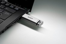 Noch mehr Tempo: Die neuen superschnellen USB 3.0 Sticks von Sony