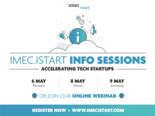 Imec.istart info session - Antwerp