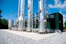 VA SYD tar över driften av biogasanläggningen på Källby avloppsreningsverk